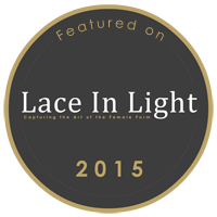 Lace in Light 2015 Badge