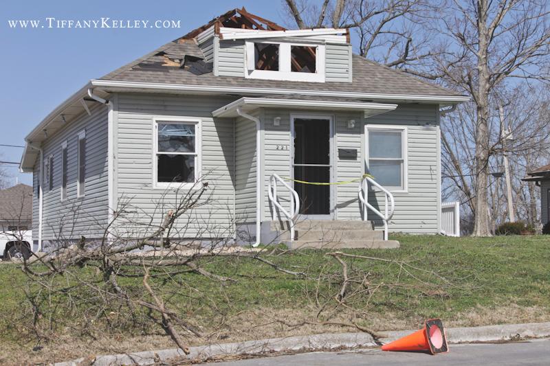 Branson mo tornado damage tiffany kelley photography for 417 salon branson west