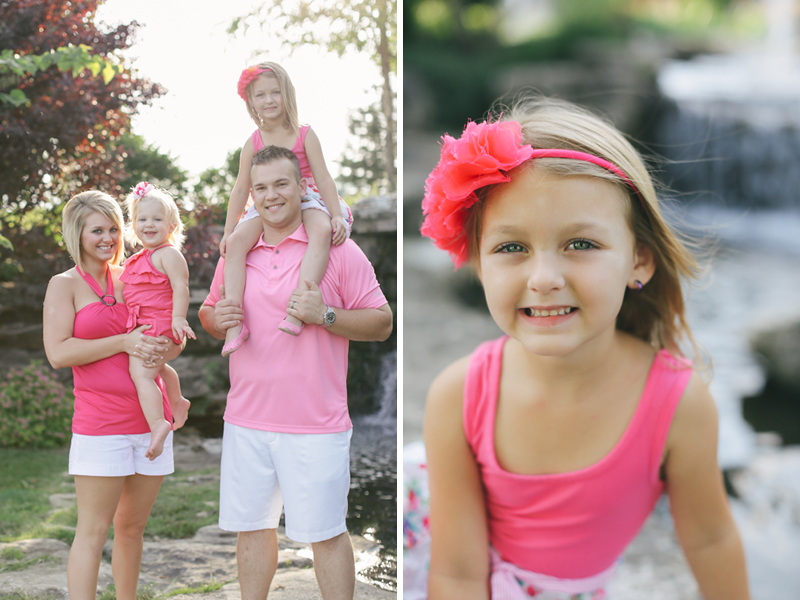 Myers family branson mo photographer tiffany kelley for 417 salon branson west