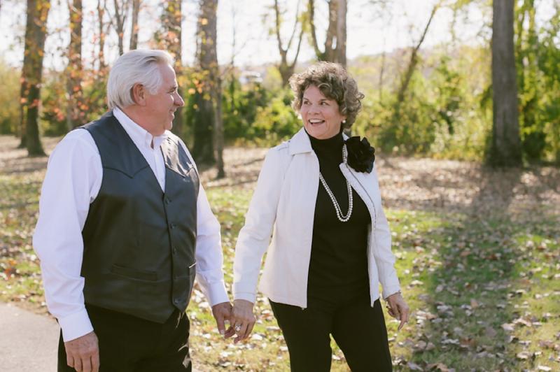 Th wedding anniversary session