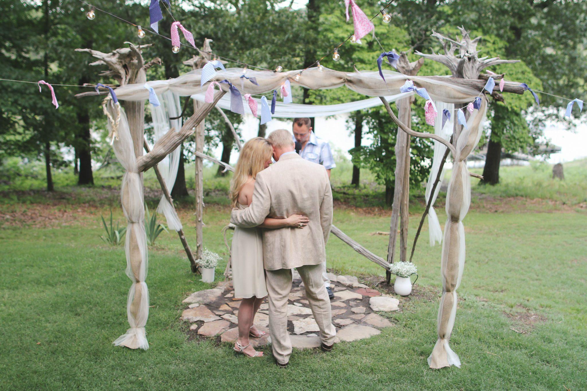 holt wedding vow renewal ceremony tiffany kelley photography