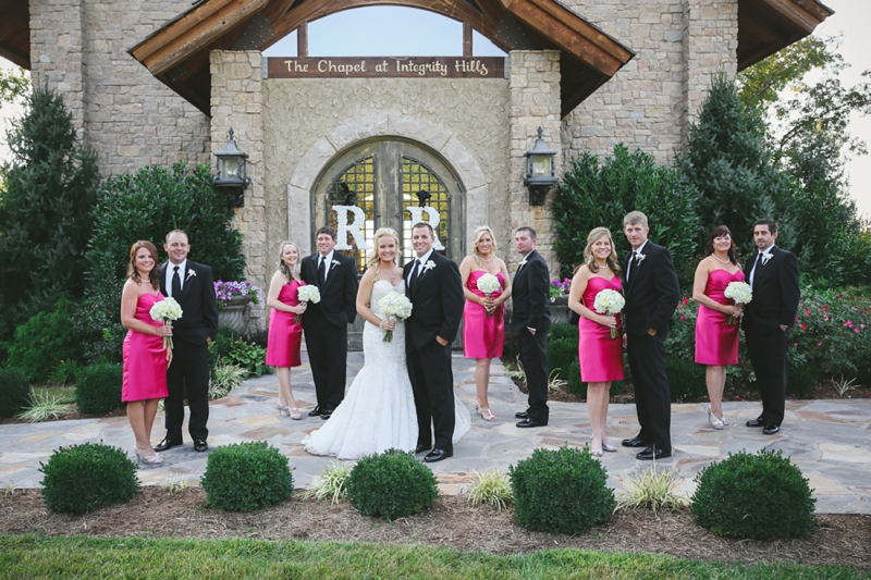 Integrity Hills Big Cedar Lodge Branson Missouri Wedding Photographer - Tiffany Kelley Photography_0016