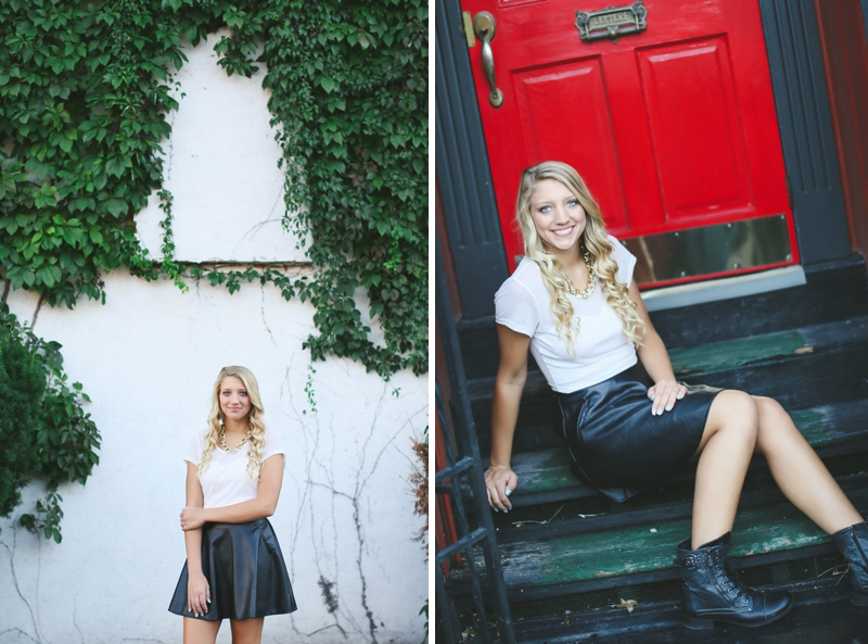 Springfield Senior Portrait Photographer Springfield Missouri Wedding Photographer Tiffany Kelley Photography_0006