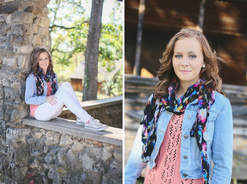 Branson Missouri Senior Portrait Photographer - Tiffany Kelley Photography_0002