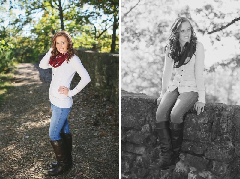 Branson Missouri Senior Portrait Photographer - Tiffany Kelley Photography_0005