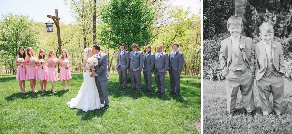 Big Cedar Wedding Integrity Hills Wedding Ridgedale Branson Missouri Wedding Photographer - Tiffany Kelley Photography_0015