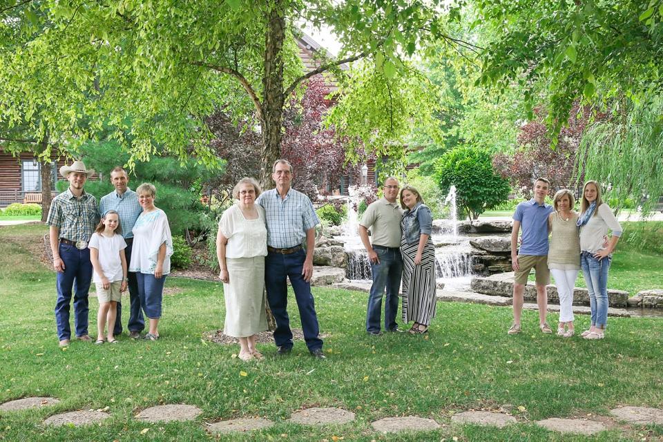 Branson Missouri Family Portrait Photographer - Tiffany Kelley Photography_0008