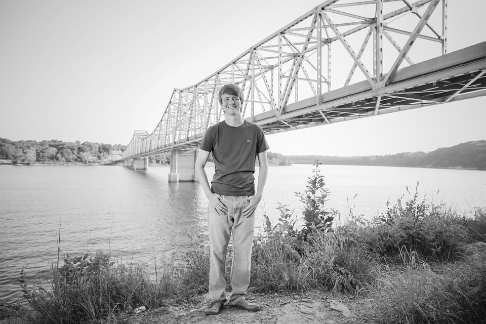 Branson Missouri Senior Portrait Photographer - Tiffany Kelley Photography_0005
