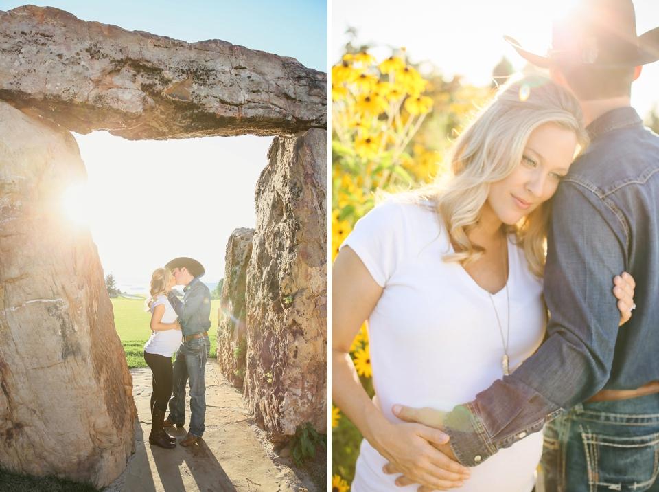 Springfield Missouri Branson Missouri Maternity and Newborn Photographer - Tiffany Kelley Photography - Top of the Rock - Big Cedar_0009