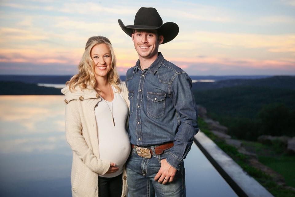Springfield Missouri Branson Missouri Maternity and Newborn Photographer - Tiffany Kelley Photography - Top of the Rock - Big Cedar_0014