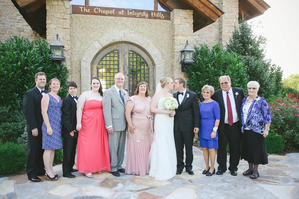 Integrity Hills Big Cedar Lodge Branson Missouri Wedding Photographer - Tiffany Kelley Photography -_0035