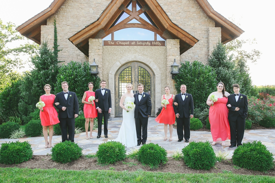 Integrity Hills Big Cedar Lodge Branson Missouri Wedding Photographer - Tiffany Kelley Photography -_0036
