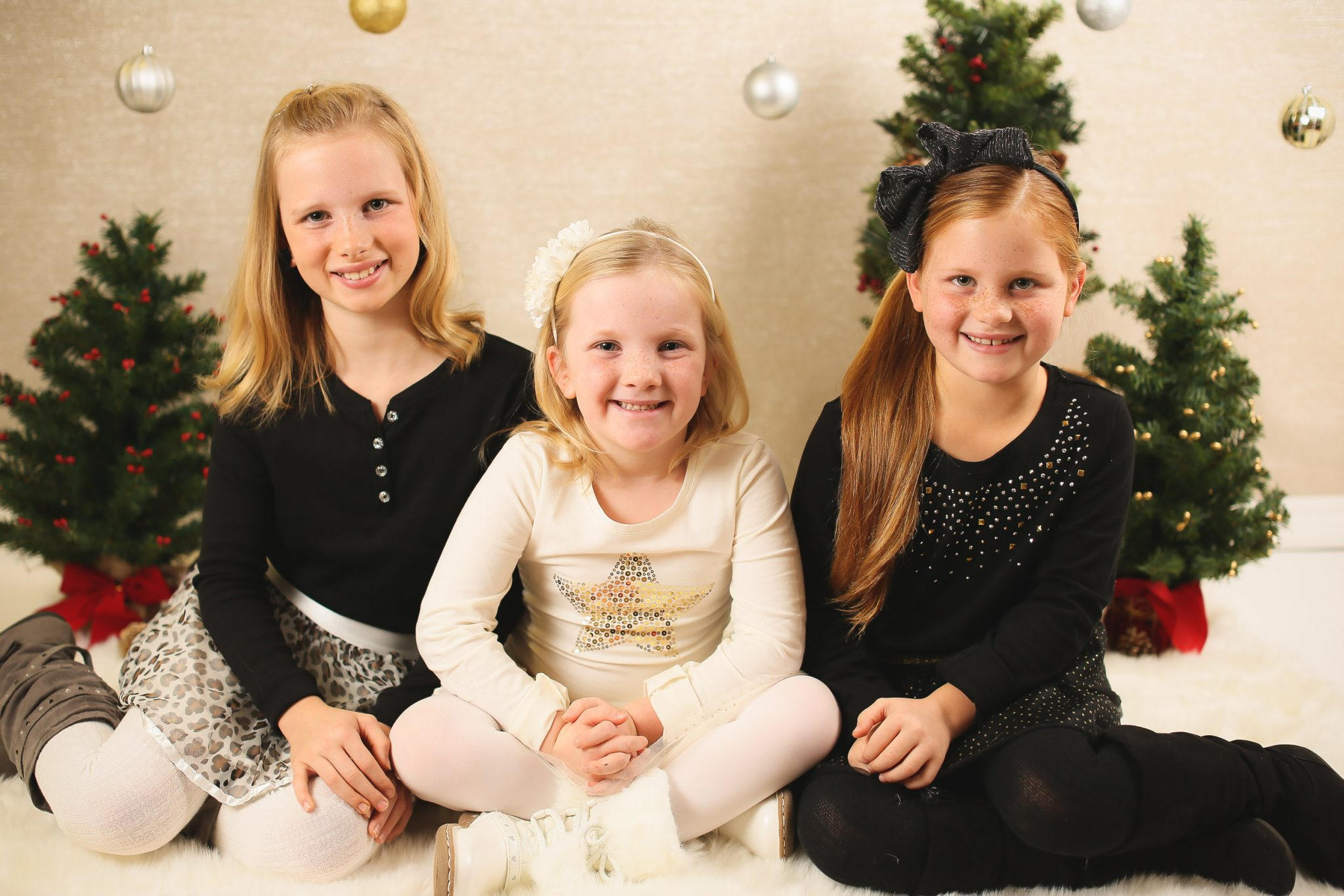 Pryor christmas mini branson mo family photographer for 417 salon branson west