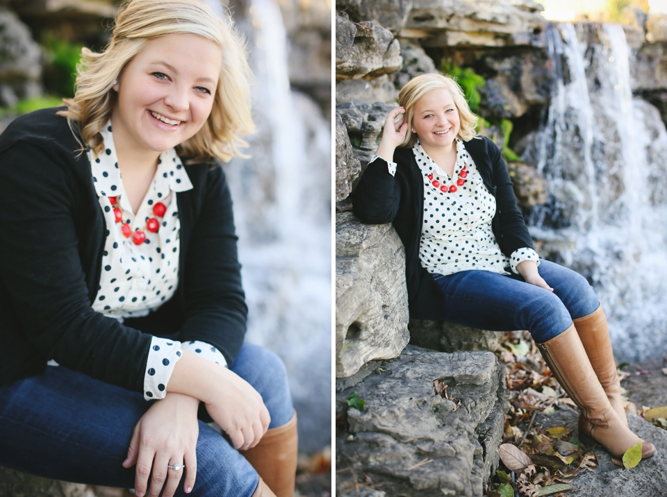 Branson MO Senior Portrait Photographer - Tiffany Kelley Photography_0001