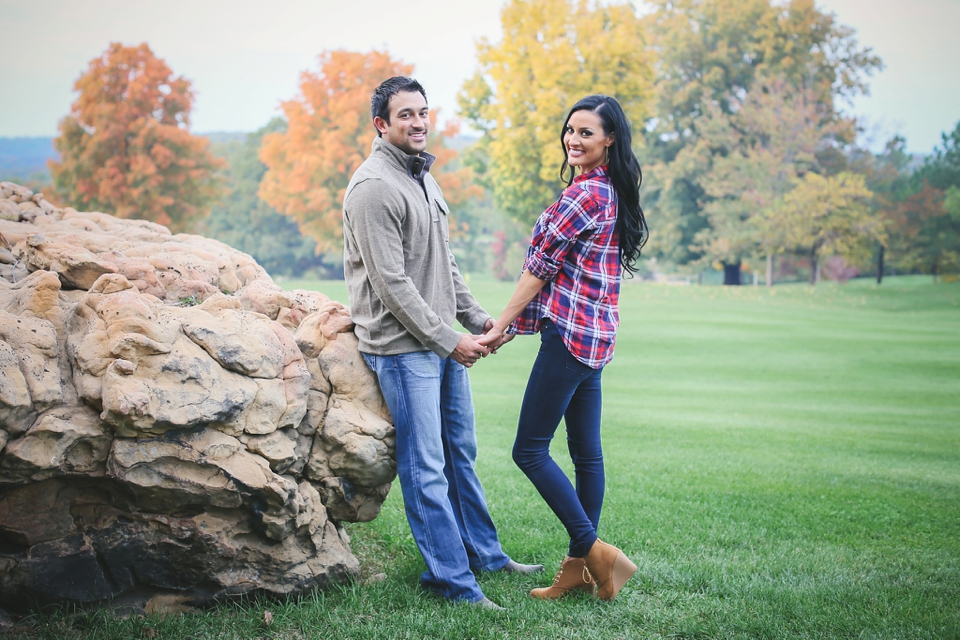 Branson Missouri Engagement and Wedding Photographer - Tiffany Kelley Photography_0002