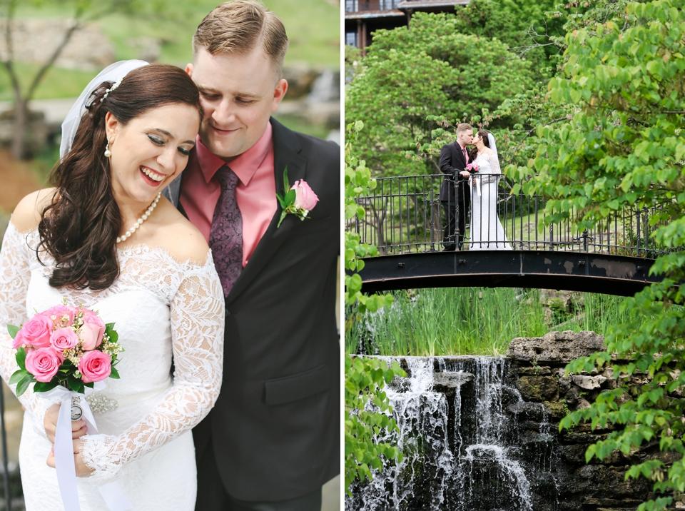 Ridgedale Branson MO Big Cedar Lodge Wedding Photographer - Tiffany Kelley Photography_0015