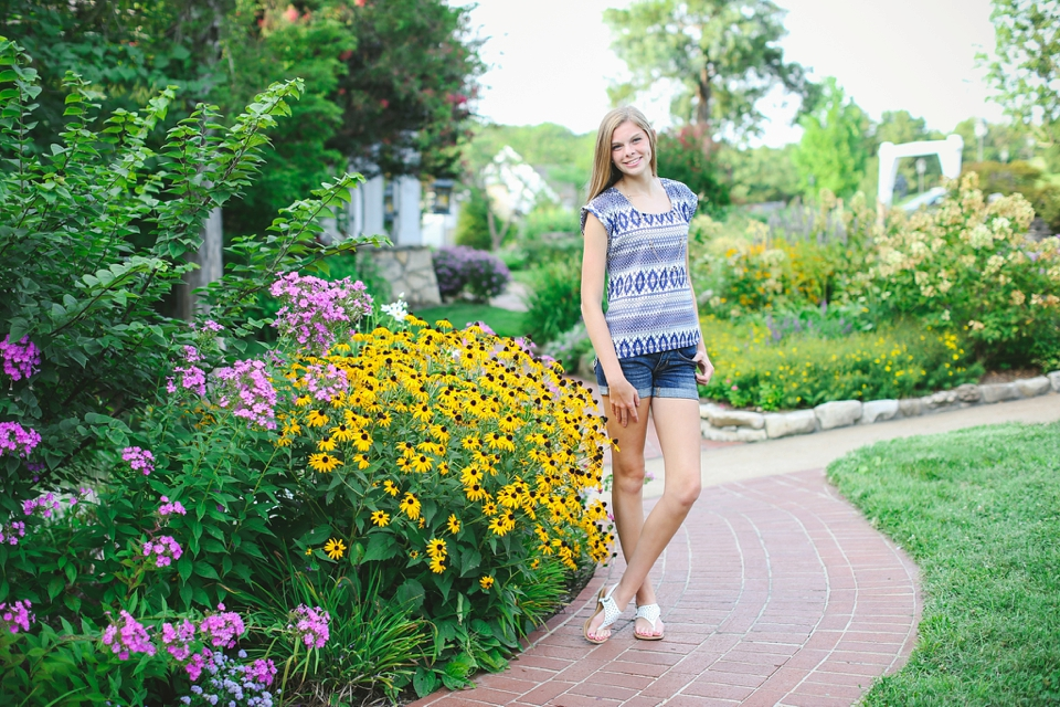 Branson Missouri Senior Portrait Photographer - Big Cedar Lodge - Tiffany Kelley Photography_0001