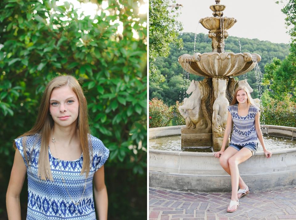 Branson Missouri Senior Portrait Photographer - Big Cedar Lodge - Tiffany Kelley Photography_0003