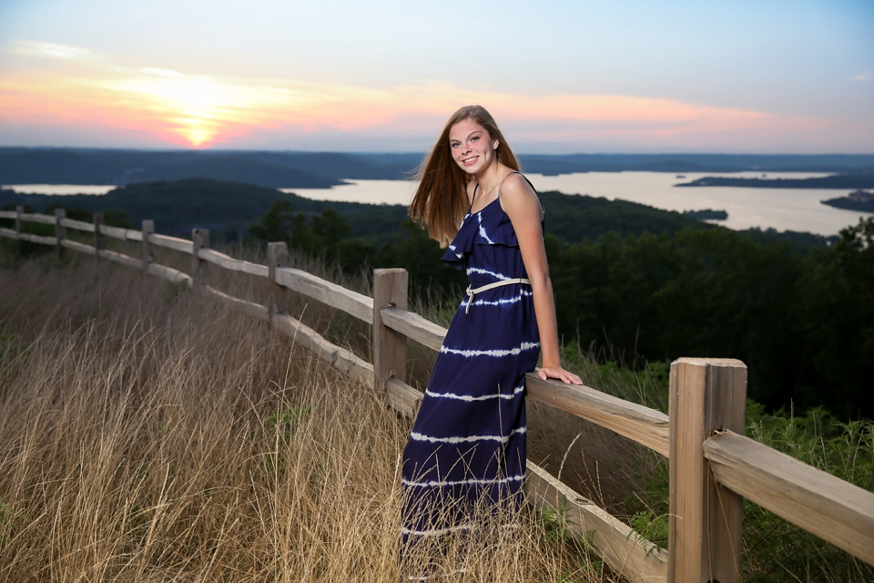 Branson Missouri Senior Portrait Photographer - Big Cedar Lodge - Tiffany Kelley Photography_0020
