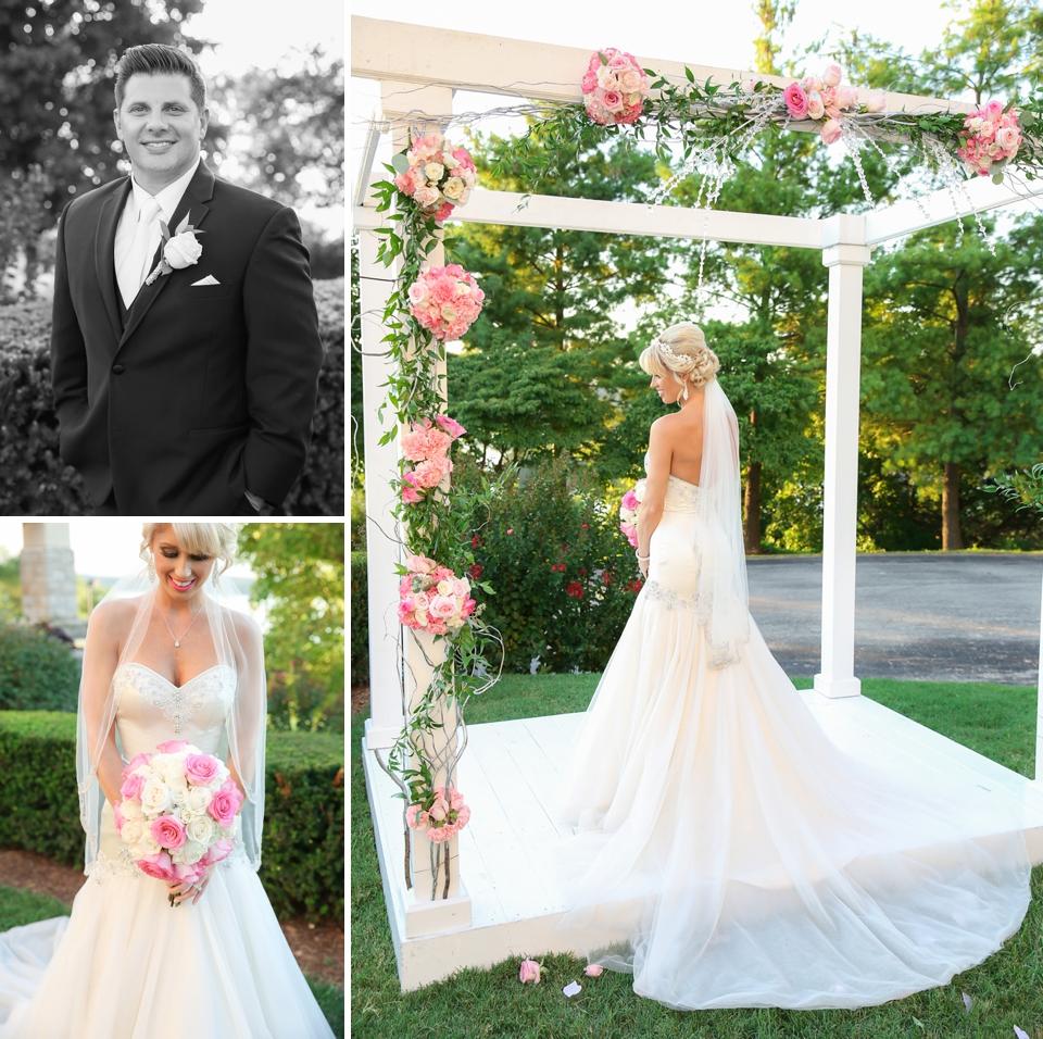 Chateau on the Lake Wedding Photographer - Branson Missouri - Tiffany Kelley Photography_0018