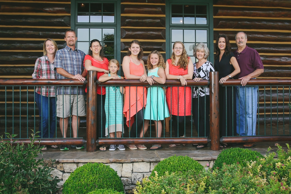 Shuler family branson mo family portrait photographer for 417 salon branson west