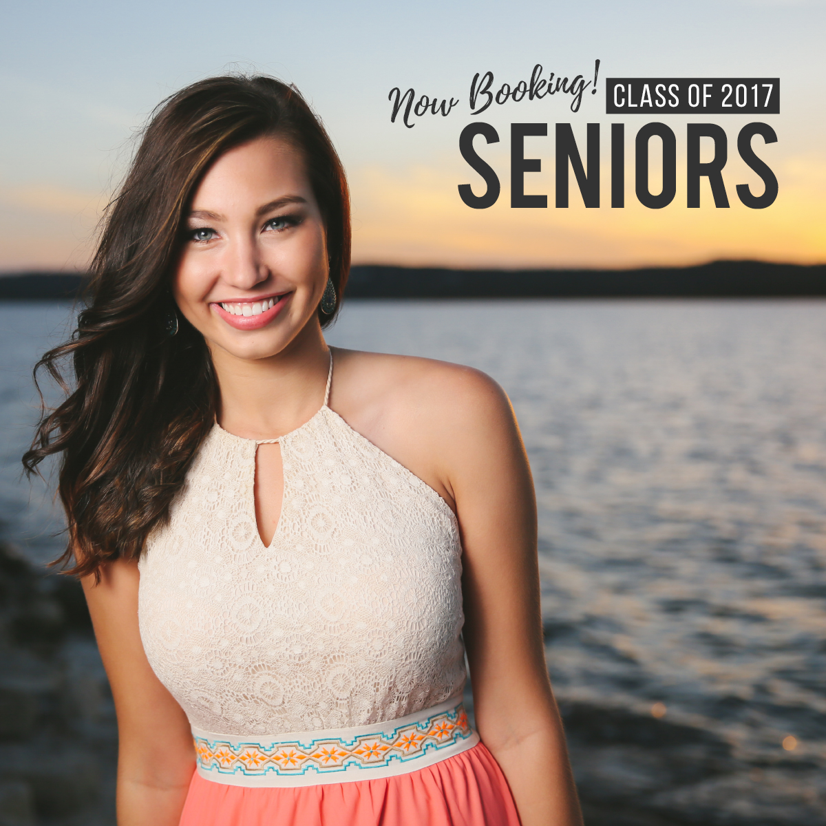 Now Booking Class of 2017 Seniors