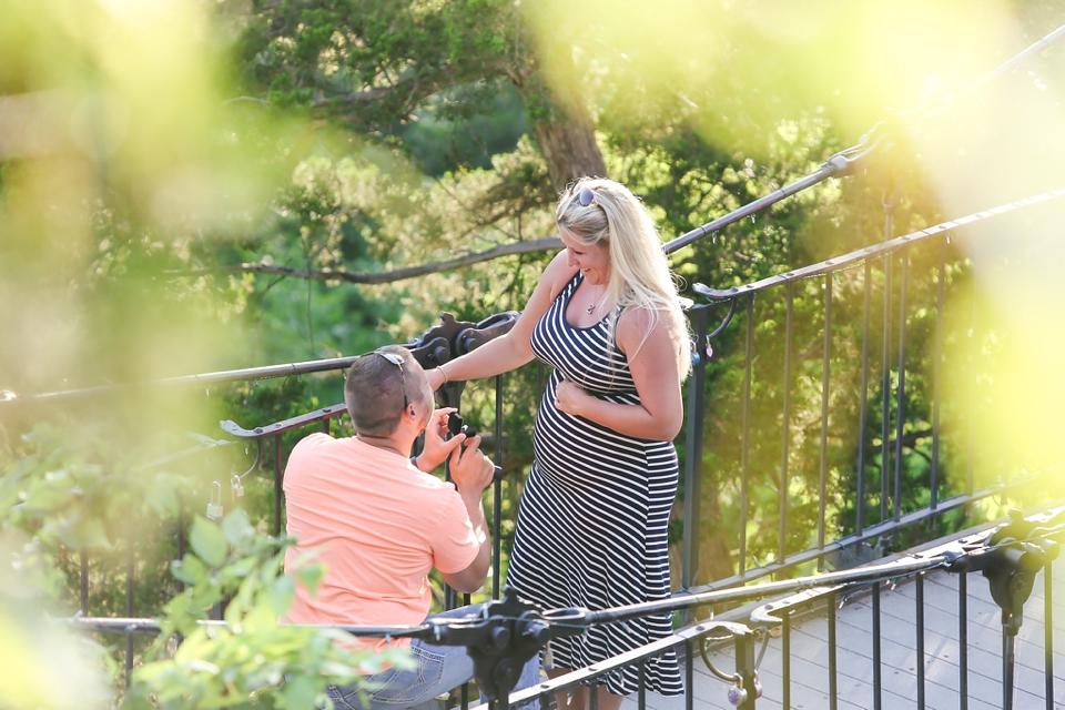 Big Cedar Lodge Proposal - Branson Missouri Wedding Photographer - Tiffany Kelley Photography_0001