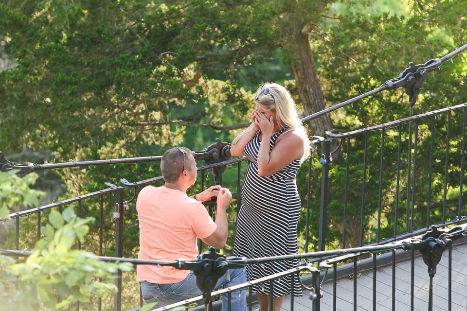 Big Cedar Lodge Proposal - Branson Missouri Wedding Photographer - Tiffany Kelley Photography_0003