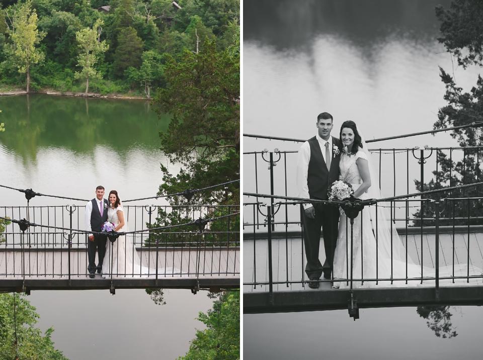 Big Cedar Lodge Wedding Photographer - Tiffany Kelley Photography - Branson MO - Cedar Creek Patio Wedding_0012