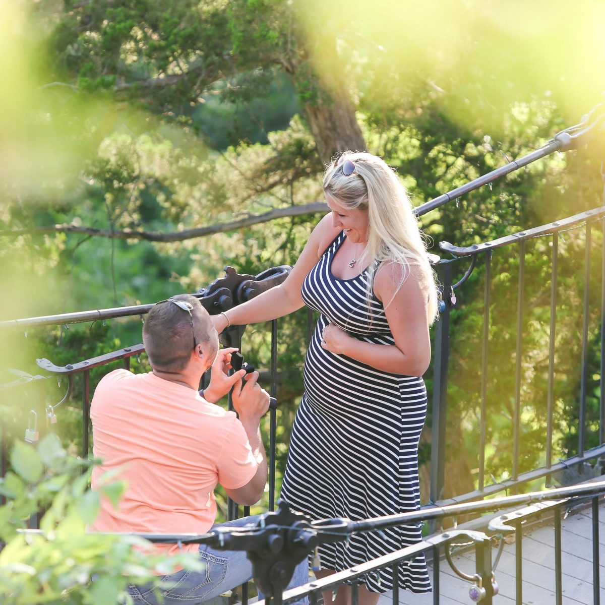 Branson MO Proprosal Photographer Tiffany Kelley Photography