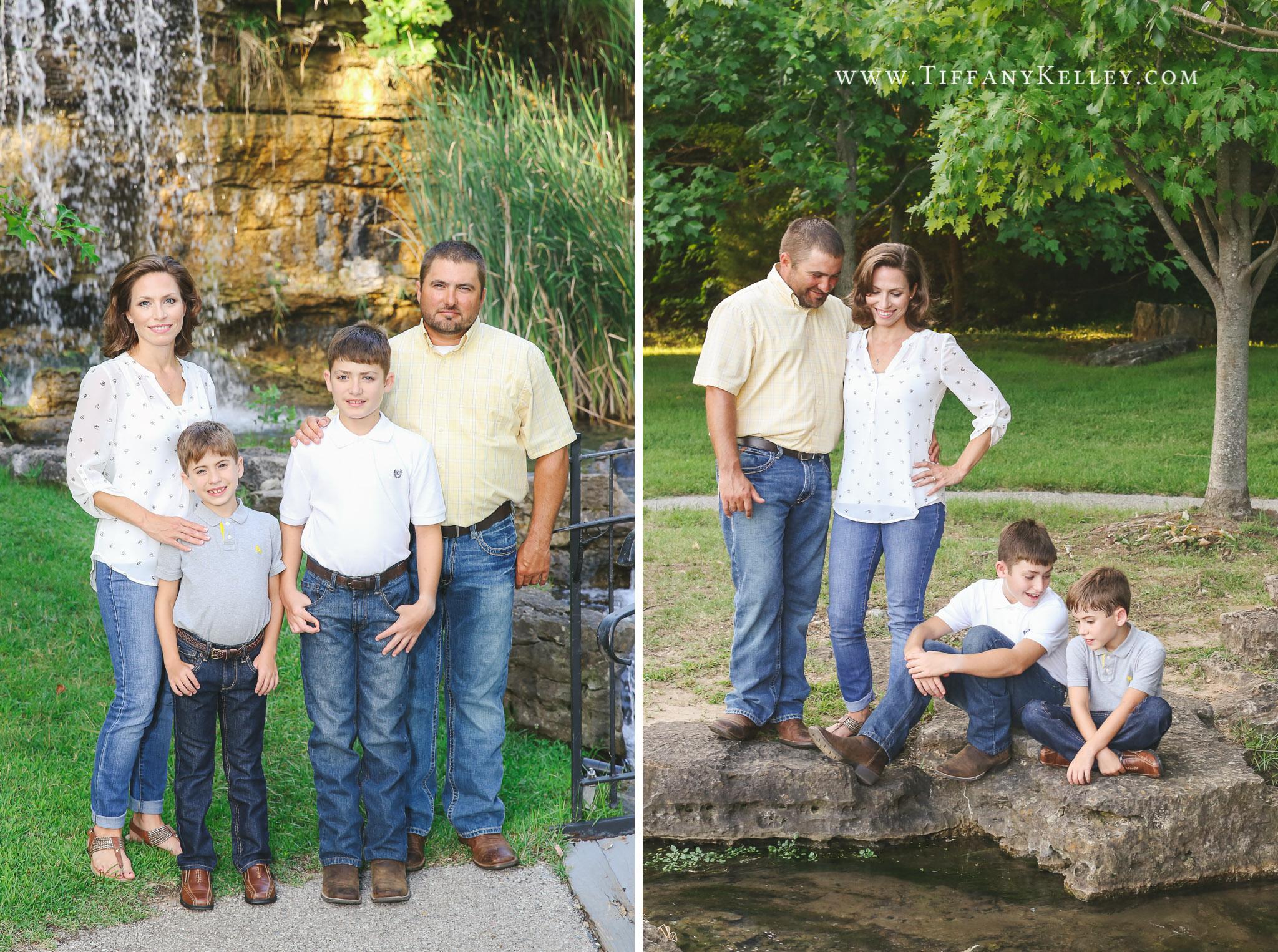 01 Big Cedar Lodge Photographer - Branson MO Family Photographer - Tiffany Kelley Photography