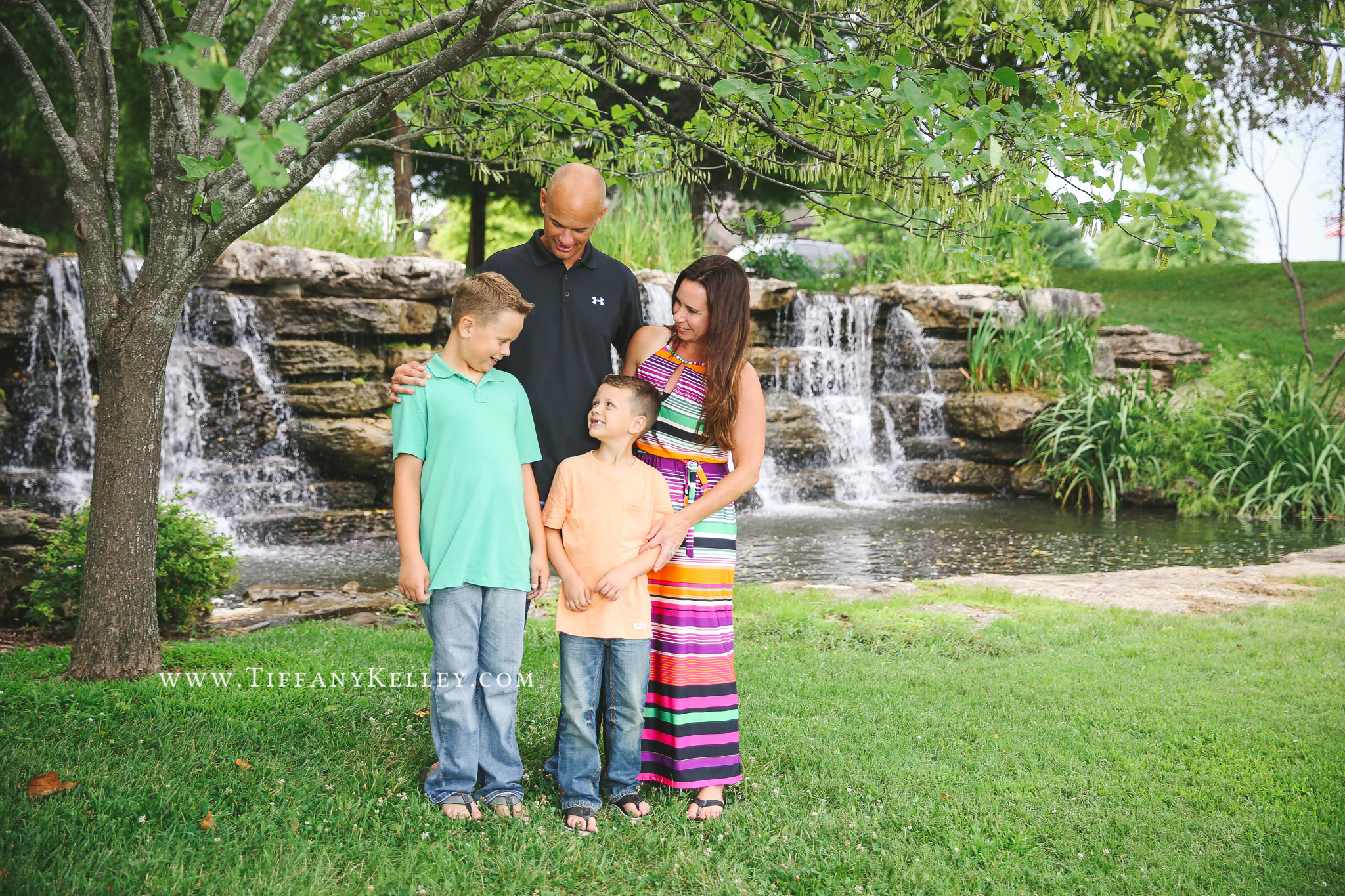 04 Branson Missouri Family Photographer - Tiffany Kelley Photography
