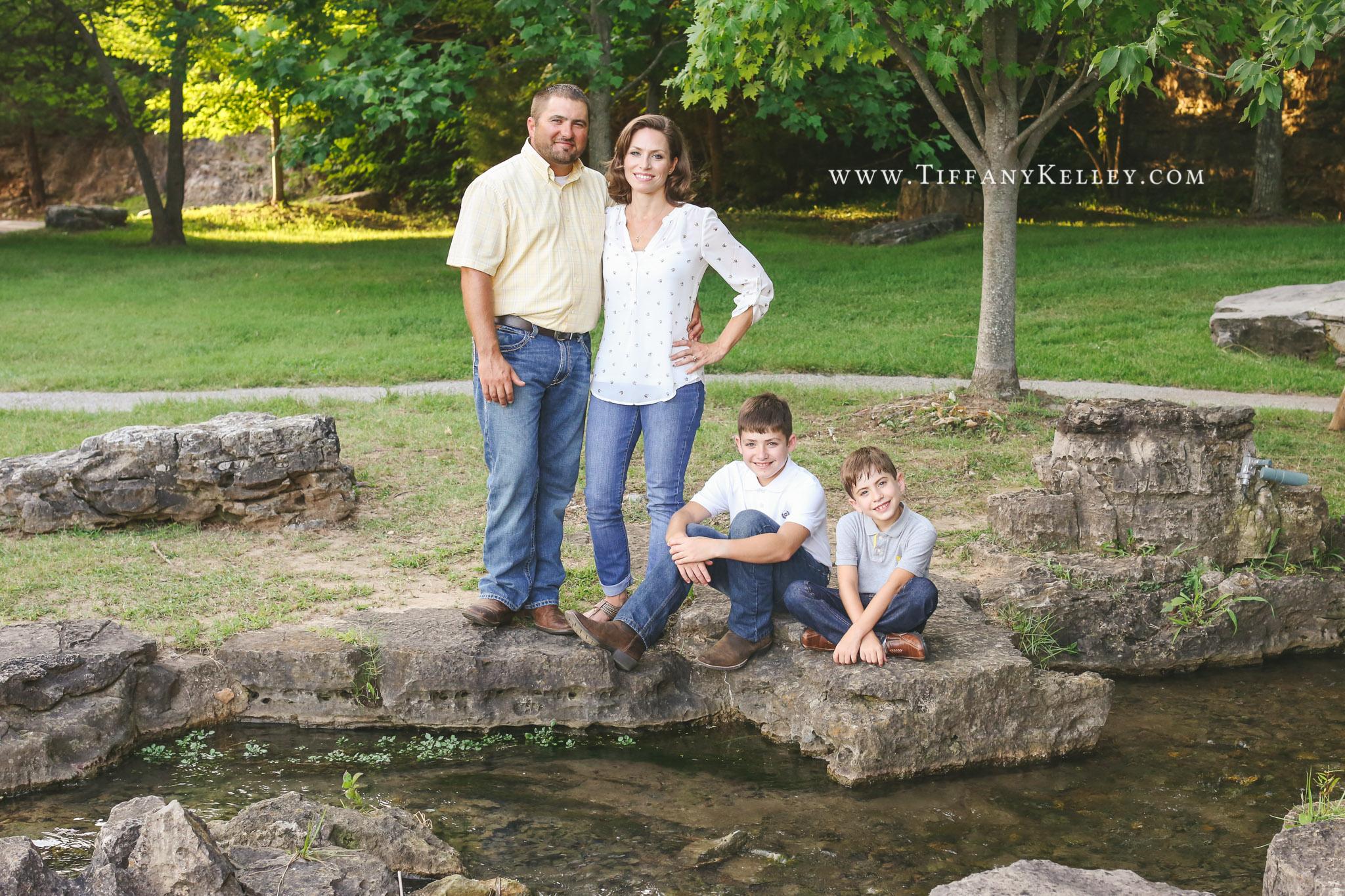 09 Big Cedar Lodge Photographer - Branson MO Family Photographer - Tiffany Kelley Photography