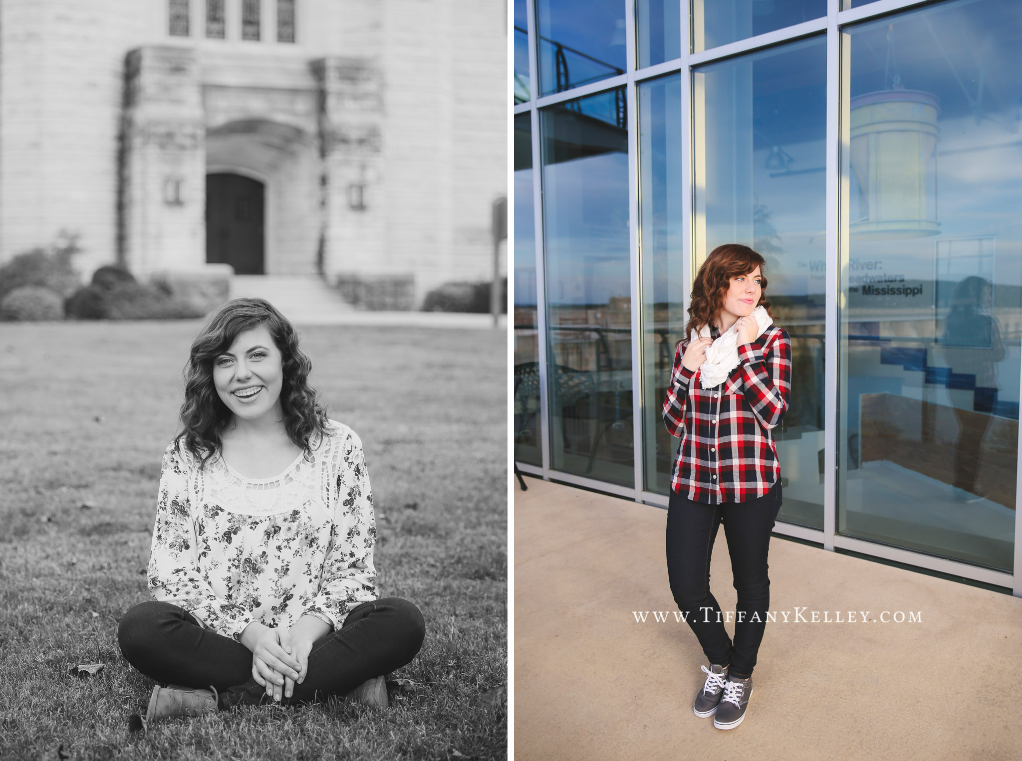 Makenna branson mo senior photographer tiffany kelley for 417 salon branson west