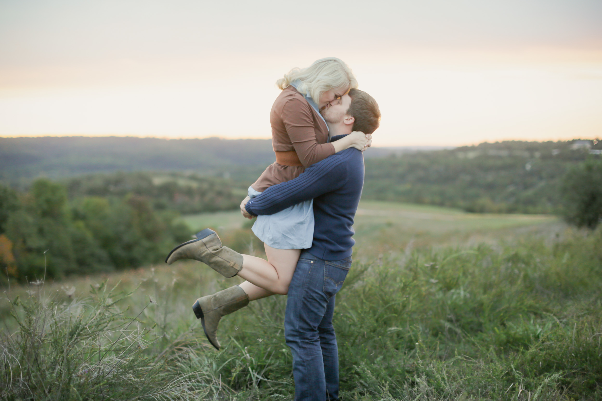 Branson, MO Anniversary Photographer Springfield, MO Engagement Photographer Tiffany Kelley Photography-12.jpg