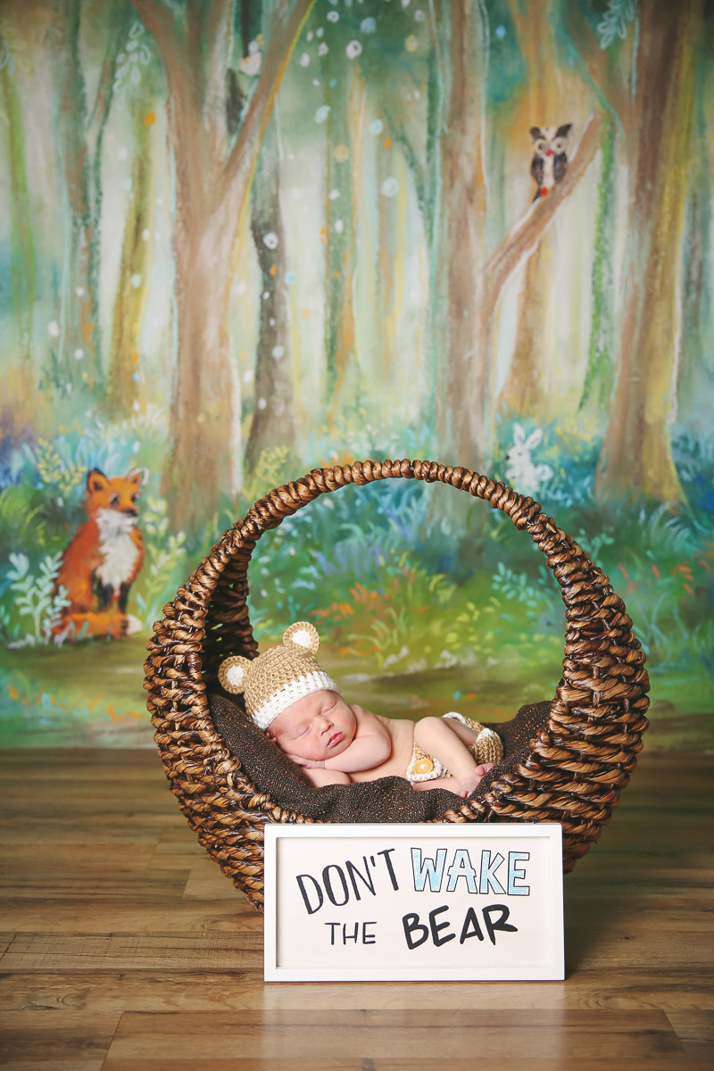 Branson and Springfield MO Newborn Photographer Tiffany Kelley Photography