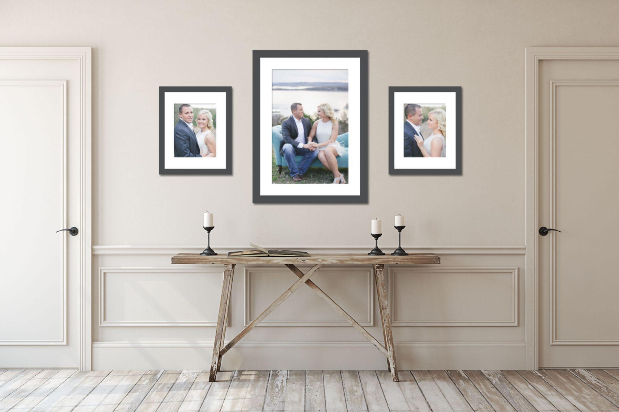 Branson MO Photographer Tiffany Kelley Photography Boudoir Wall Art