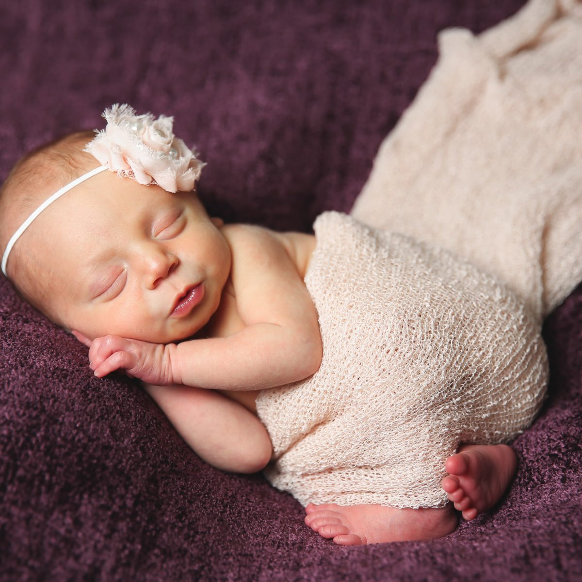 Kayleen Newborn Branson MO Photographer Tiffany Kelley Photography