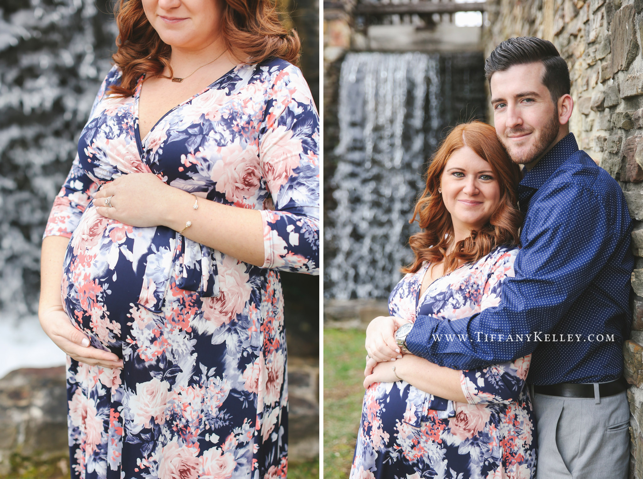Waterstradt Maternity Branson Springfield MO Newborn Photographer - Tiffany Kelley Photography