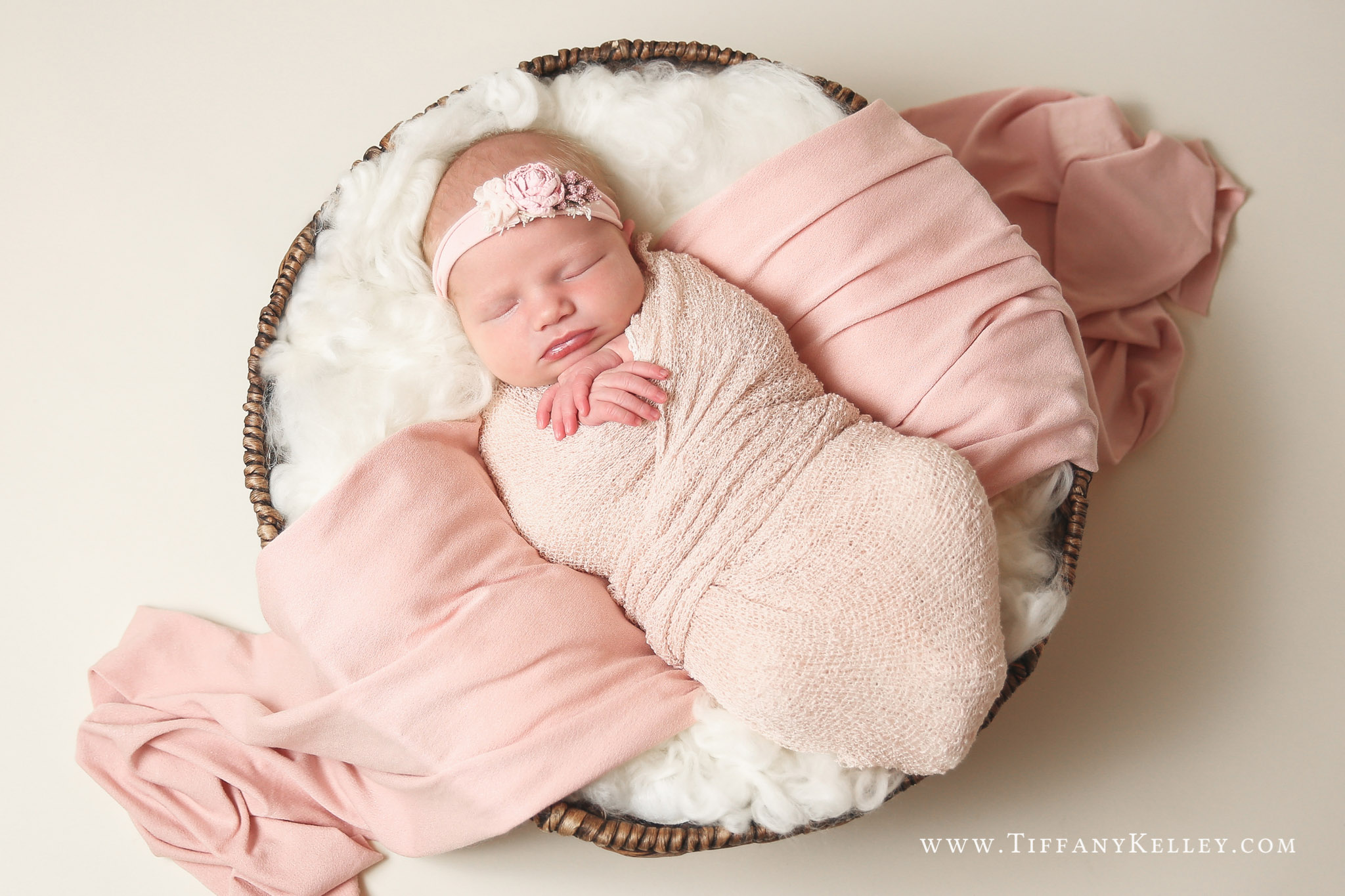 Evelyn Branson Springfield MO Newborn Photographer Tiffany Kelley Photography