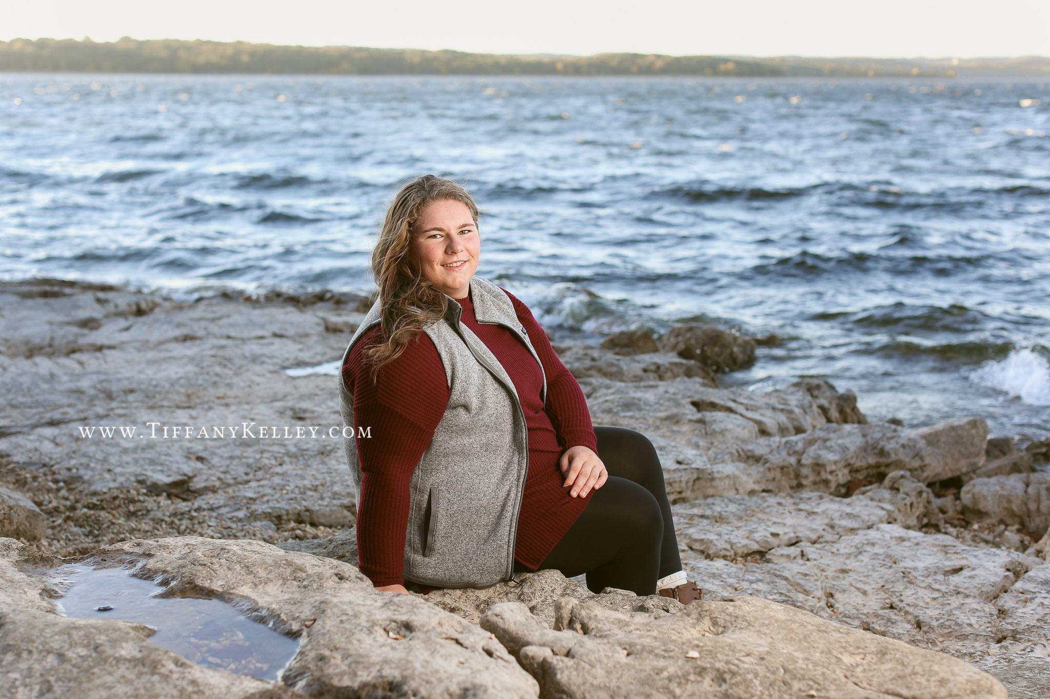 Erin Branson MO Senior Photographer Tiffany Kelley Photography