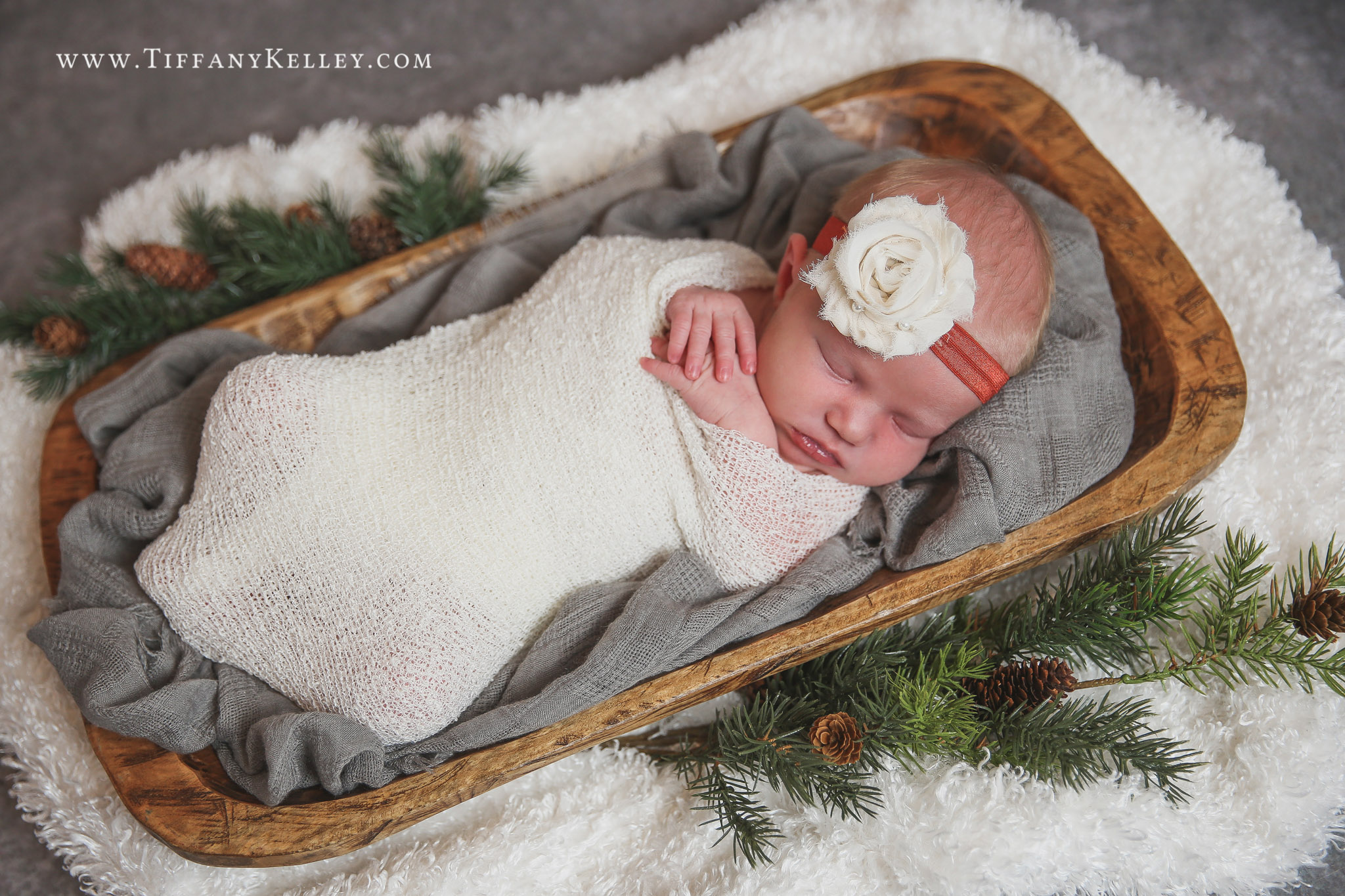 Evelyn Branson Springfield MO Newborn Photographer Tiffany Kelley Photography