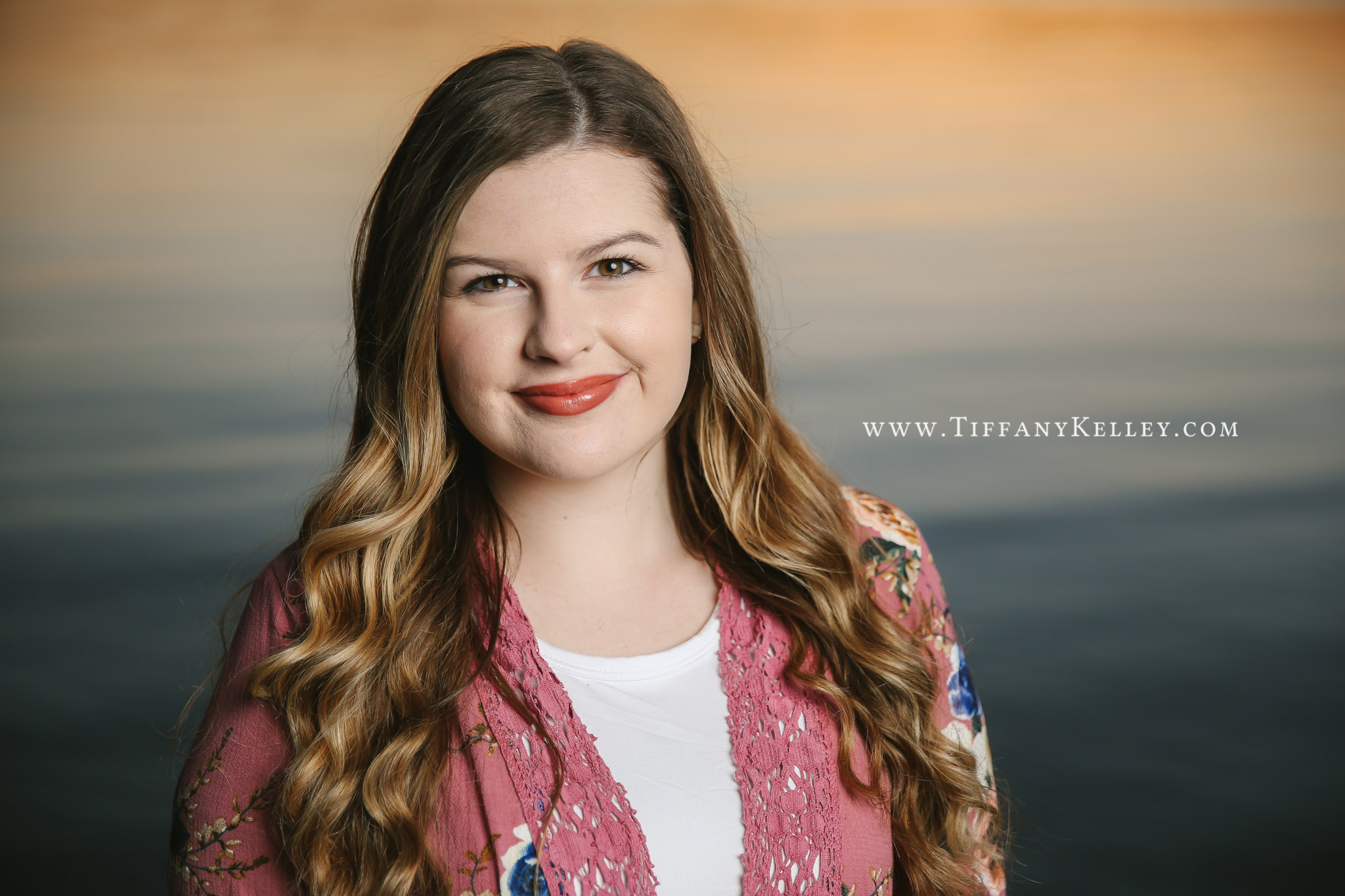 Caroline Branson MO Senior Photographer Tiffany Kelley Photography
