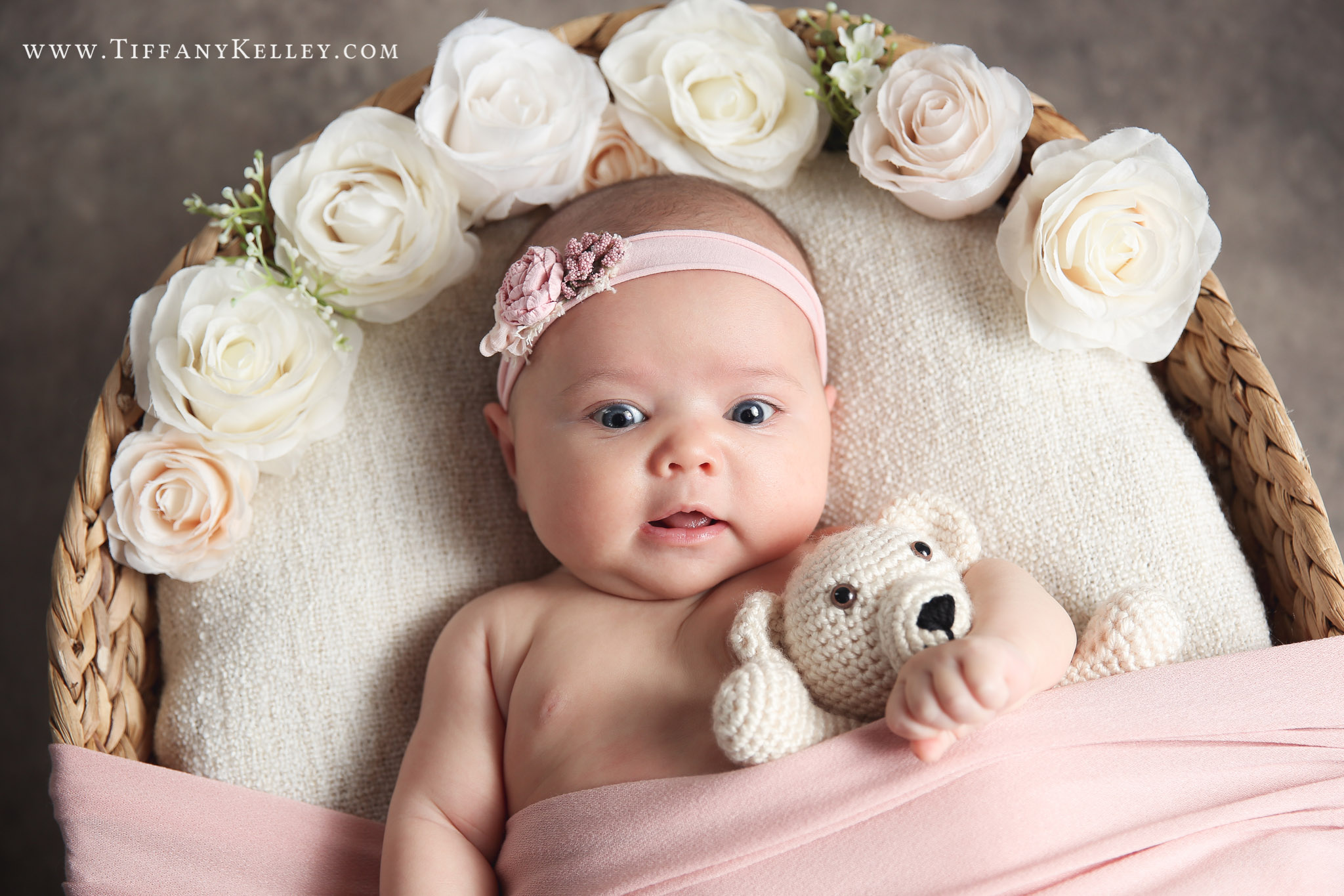 Branson MO Harrison AR Newborn Photographer Tiffany Kelley Photography