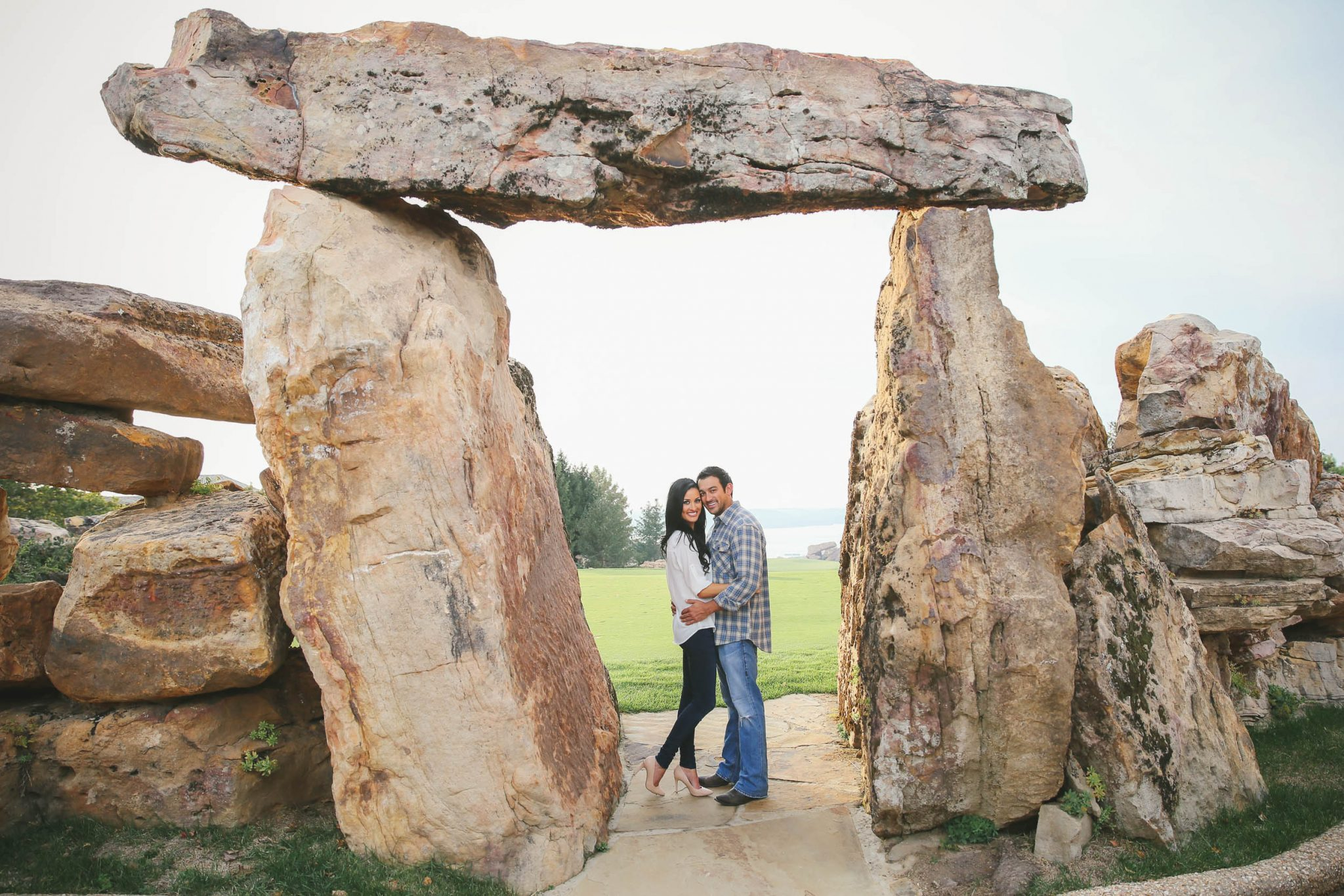 Branson MO and Springfield MO Engagement Photographer Tiffany Kelley Photography