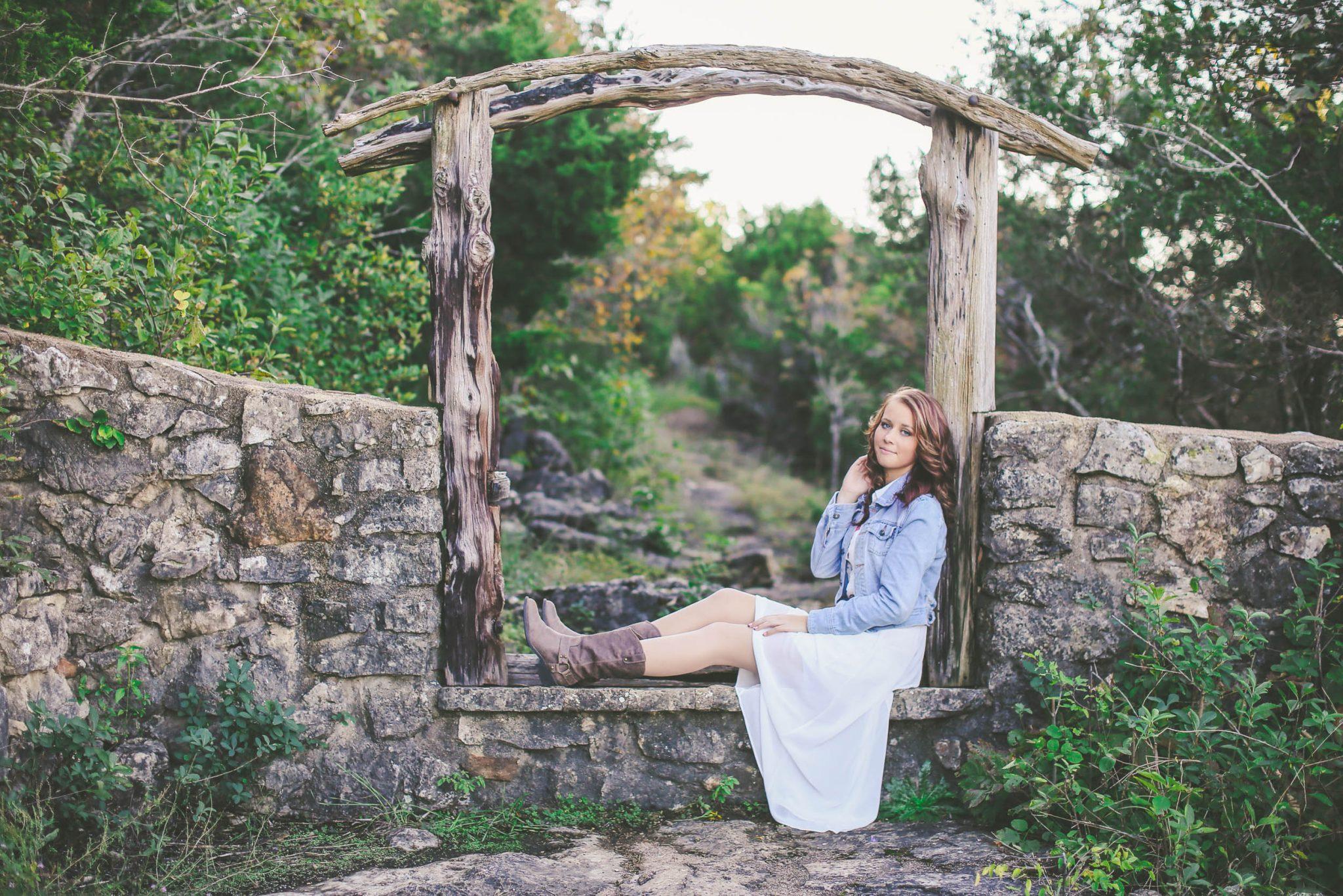 Branson MO and Springfield MO Senior Photographer Tiffany Kelley Photography