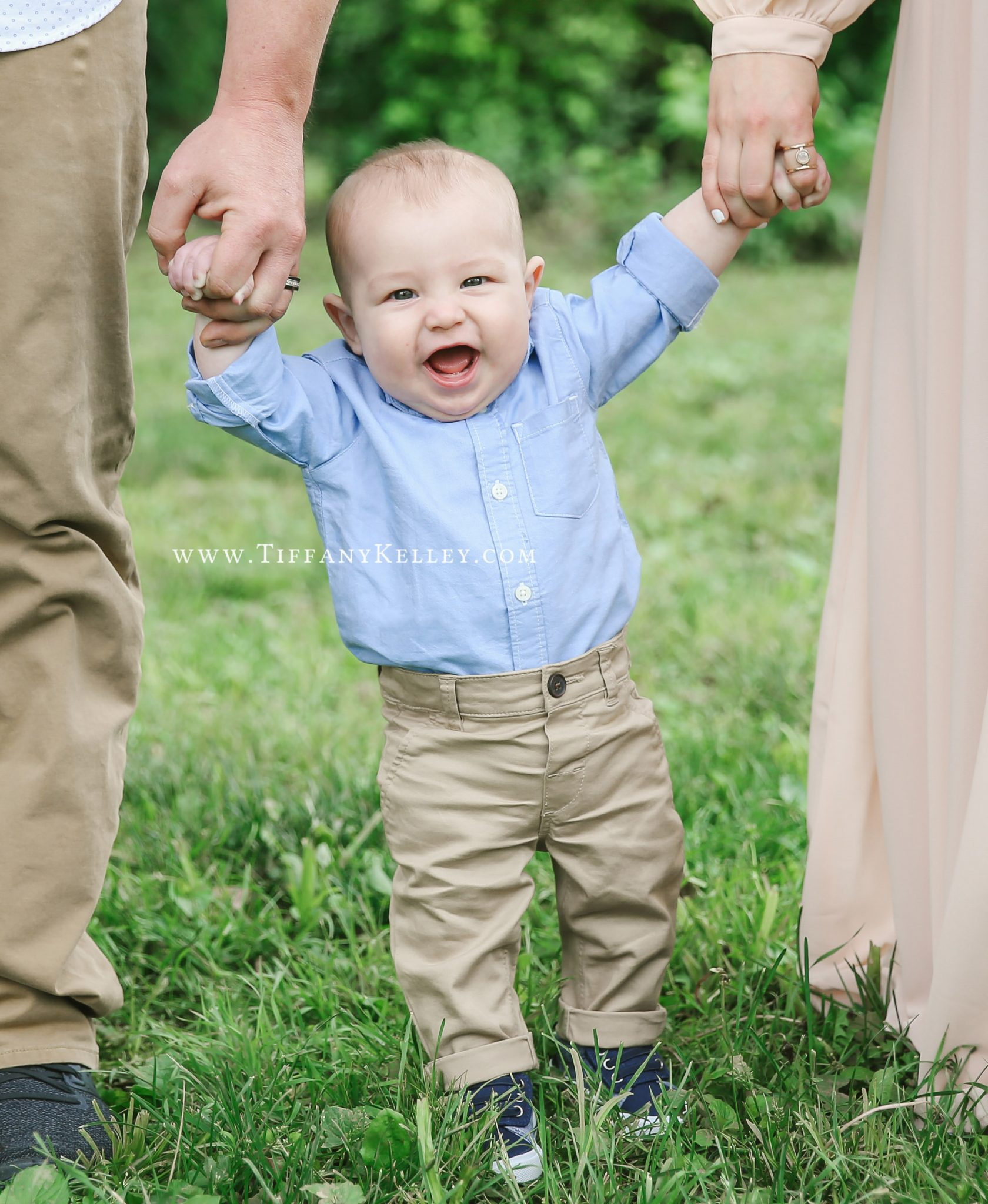 Prince Family Sneak Peek Branson MO Family Photographer Tiffany Kelley Photography