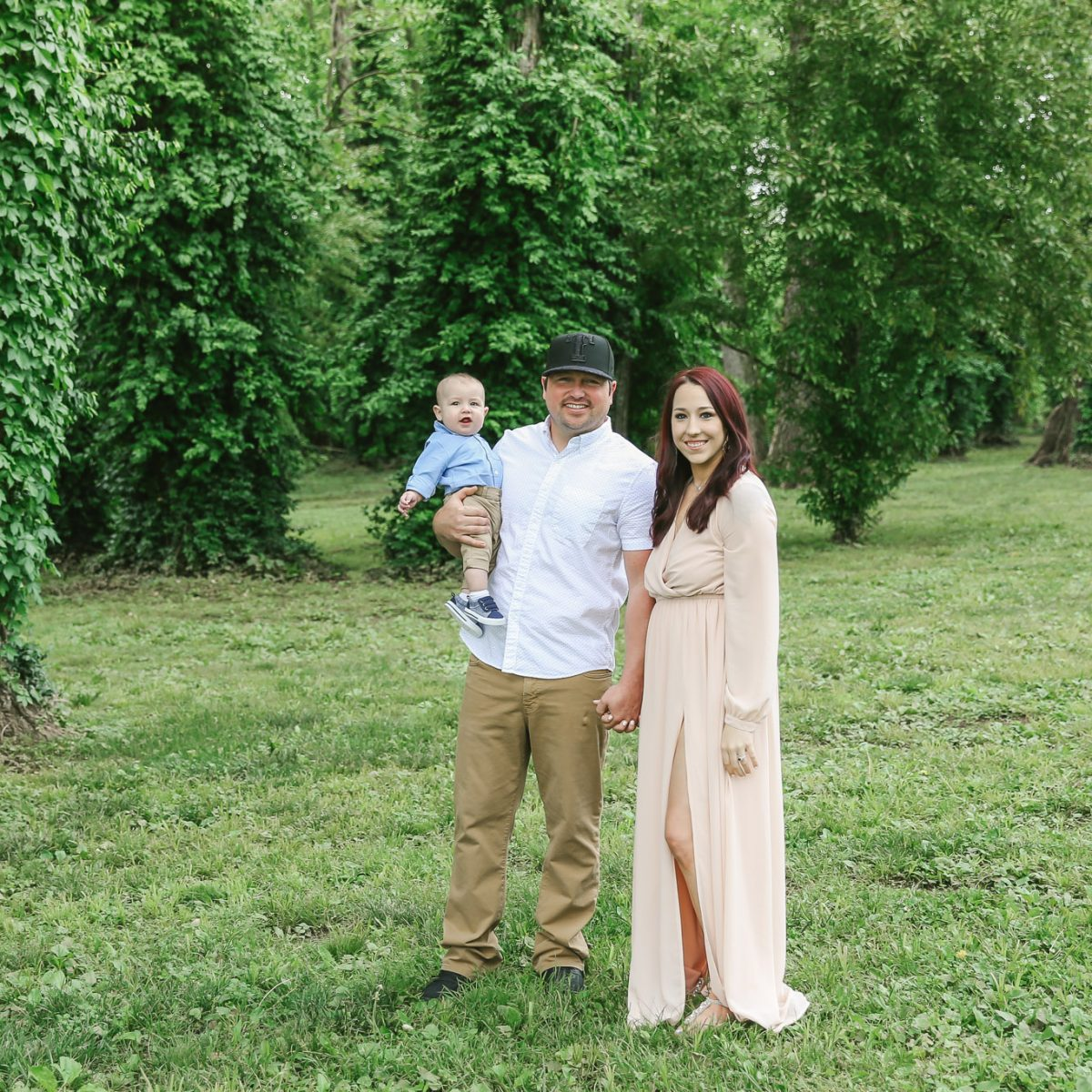 Featured Prince Family Sneak Peek Branson MO Family Photographer Tiffany Kelley Photography