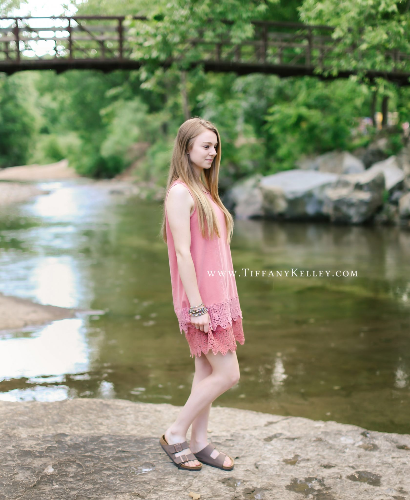 Lisi Branson and Springfield MO Senior Pictures Tiffany Kelley Photography