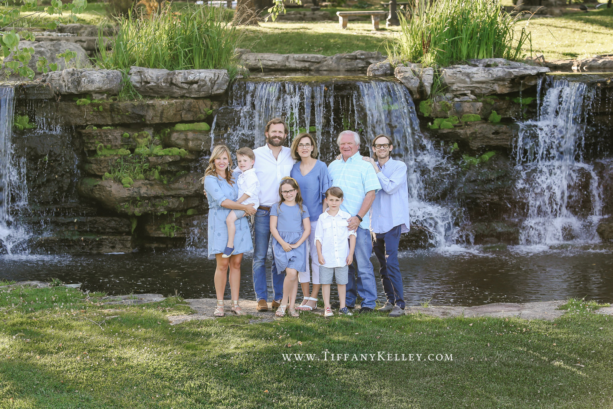 Neely Family Branson MO Photographer Tiffany Kelley Photography